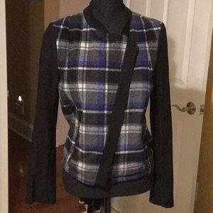 Fabulous Karen Kane plaid jacket